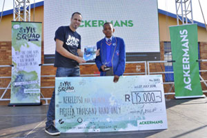 Ackermans announces the winner of Style Squad 2014