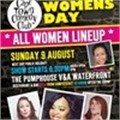 The Cape Town Comedy Club announces Women's Month attractions