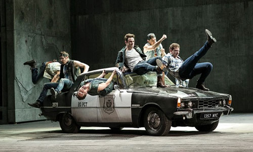 Ultimate escapism in West Side Story