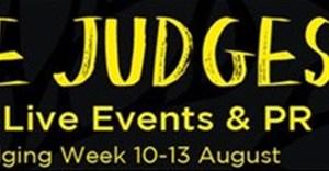 The Loeries Live events & PR judges announced