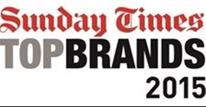A peek at the finalists for the Sunday Times Top Brands Awards 2015