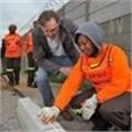 Cape Town trains women for road maintenance