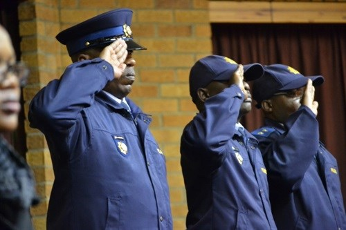 Building managerial capacity in the SAPS through professional development