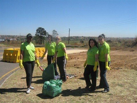 Call to support Clean-up South Africa Month