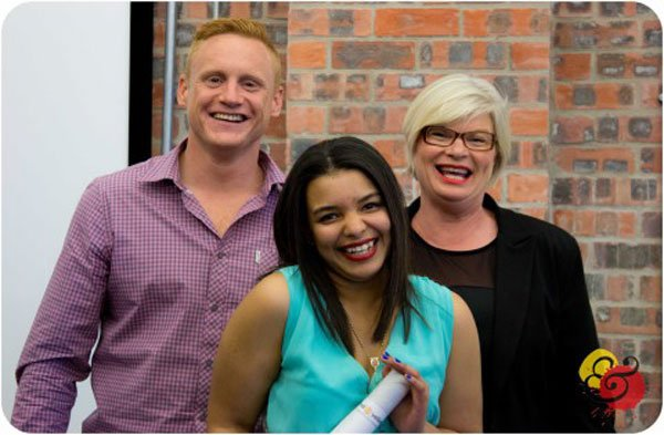 Red & Yellow Springboard graduates ready to take on the industry