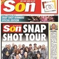 Son Snap Shot Tour special edition