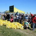 Coastal Clean-up Day the best in 19 years
