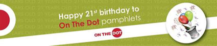 On the Dot is turning twenty-one this October 2015
