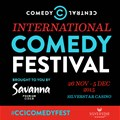 Africa's first Comedy Central International Comedy Festival