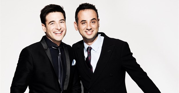 Ran Neu-Ner and Gil Oved - group co-CEOs of The Creative Counsel