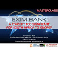 Academics recommend an EXIM Bank for South Africa