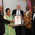 MTN - Grand Prix Award as Africa's Best Brand