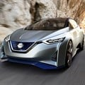 Nissan's vision for the future of EVs and autonomous driving