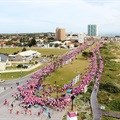 Record entries at Algoa FM Big Walk for Cancer