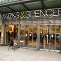 M&S posts falling net profit, clothing sales