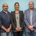 Alan Lipschitz, incuBeta Group CEO, Adriaan Strydom, Clicks2Customers COO, Zaida Salie, DQ&A Cape Town Operations Director, Jonathan Gluckman, Clicks2Customers CEO, Rick van Boekel, DQ&A CEO