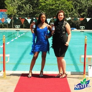 Actress, Jessica Nkosi takes the plunge and wins R100,000 for CHOC