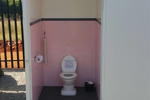 School toilets on the road to redemption