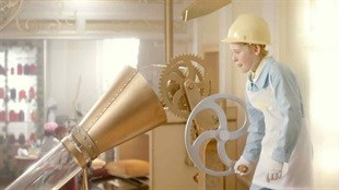 Sunu directs charming new Bakers ad