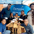 Damelin's Goodwill Project gives back R250,000 to 5,000 children