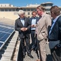 V&A's rooftop solar system operational