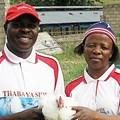 Elliot and Zodwa Nyathi - Elzo Poultry