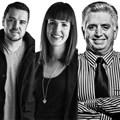 Grey JHB's creative director Glenn Jeffery; Jessica Wheeler, strategic planning director; Francois du Preez, digital creative director; Huibri Schalkwyk, PR and social business unit director; and CEO Peter Jackson.