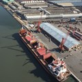 Safety reigns at Maydon Wharf Berth reconstruction