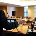 Business presentations PowerPoint selfies