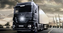 Mercedes-Benz South Africa CV via