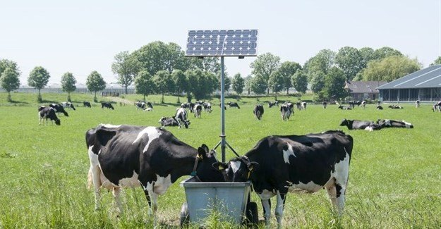 Energy efficient farming a crucial necessity