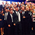 Playmakers win Sport Agency of the Year for the fourth year in a row
