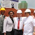 Work underway on 169-room City Lodge Hotel Two Rivers, Nairobi