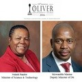 Minister of Science and Technology and Deputy Minister of Trade and Industry to speak at Oliver Empowerment Awards