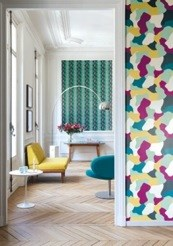 Home Fabrics' new 2016 wallpaper collections
