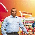 Choppies CEO Ramachandran Ottapathu.