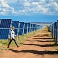 Largest solar farm in southern hemisphere launched