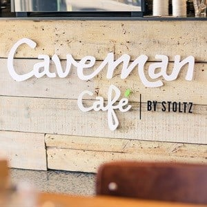 Caveman Café offers an all-new fuel stop for cyclists