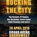 Rocking The City at GrandWest