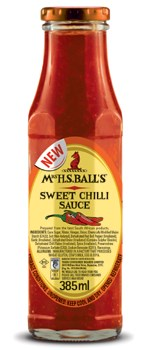 Great new innovations for good old favourite, Mrs Ball's