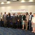 This launch saw a gathering of the different project development partners, including the WHO, the World Bank, the UNFPA, the AFD and UNICEF (Source: Ministère de la Santé de la République Gabonaise)