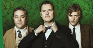 Hilarious Hangmen is the Royal Court Theatre's first collaboration with NT Live