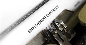 Transferral of temporary employment service contracts
