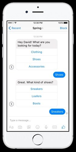 Use a Facebook chatbot to transform customer experience