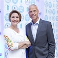 Gisele Gurgel, marketing director of Tetra Pak South Africa and John Strömblad, MD of Tetra Pak South Africa