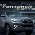 With Toyota Fortuner, freedom and luxury are not mutually exclusive