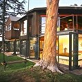 Top eight eco-friendly Airbnb homes