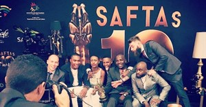 The Launch Factory team at the SAFTAs