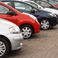 New vehicle sales continued its fall in April