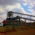 Lerala diamond mine, Botswana